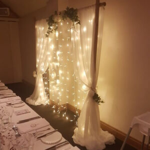 fairy lighting hire for weddings