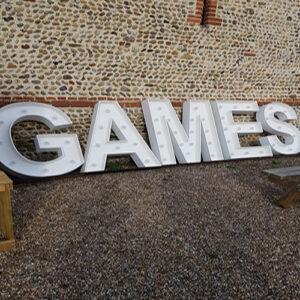Garden Games Packages